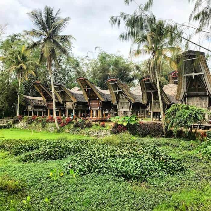 Tana Toraja - Ke'te Kesu Village