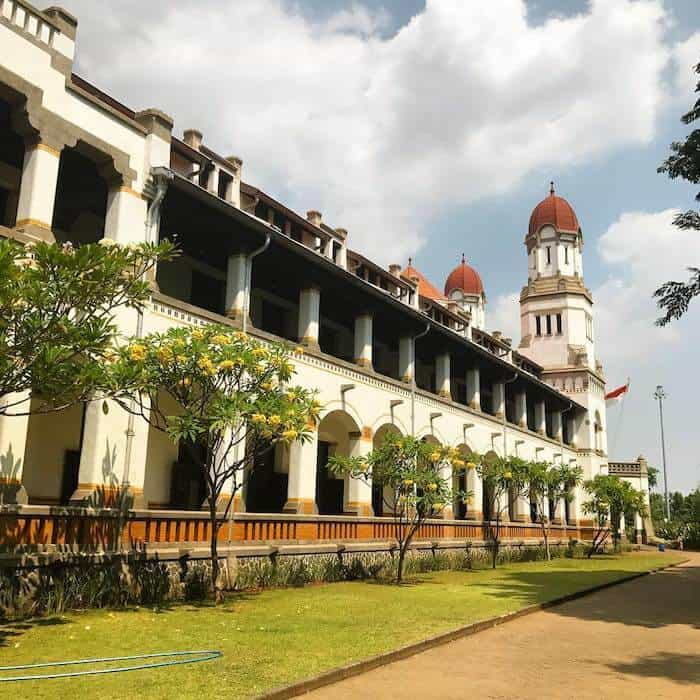 Tourist Attractions in Indonesia - Lawang Sewu