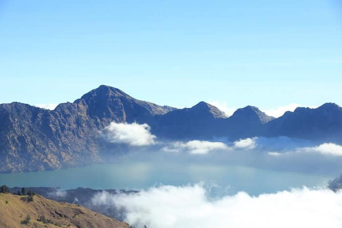 Indonesia best hikes - Mount Rinjani