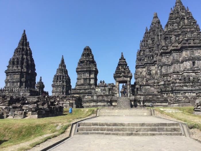 Indonesia tourist attractions - Prambanan
