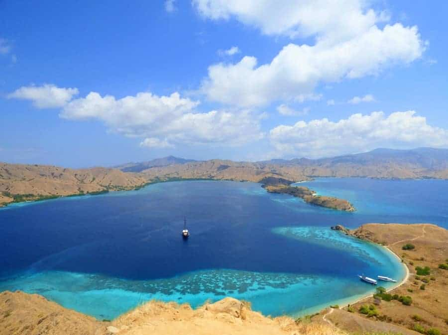 Gili Lawa in Komodo National Park