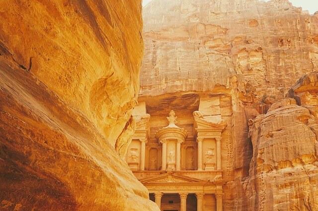 Jordan guided tour