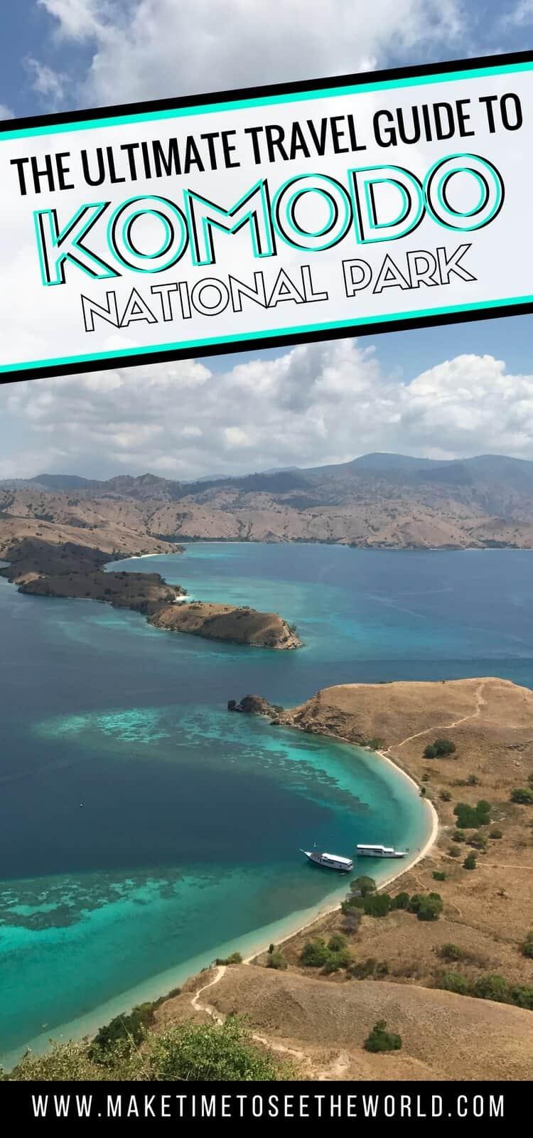 Komodo Island Travel Guide