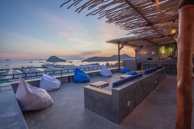 Le Pirate Rooftop Terrace Labuan Bajo