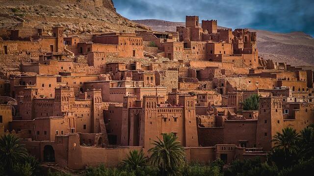 Morocco Organized Tours