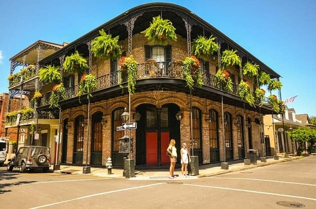 New Orleans French Quater