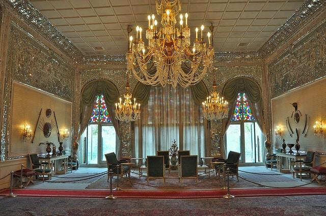 Niavaran Palace Tehran