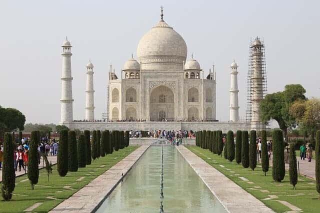 Organised Tour in India