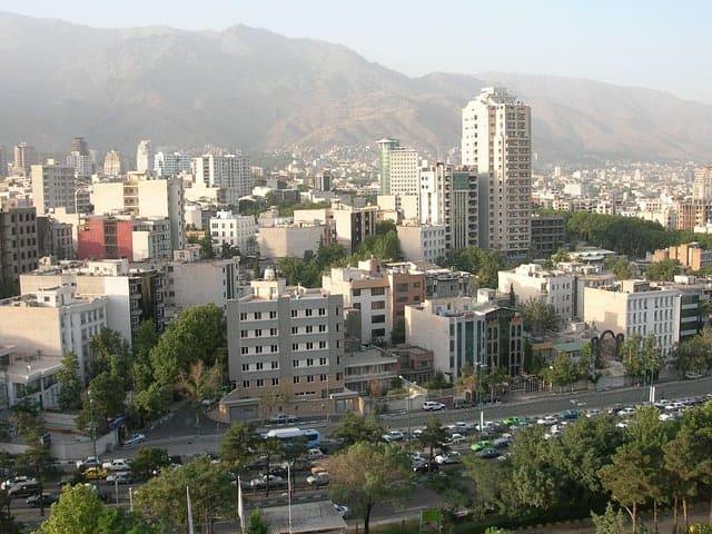 A weekend in iran 39 s capital tehran things to do where for Divan restaurant tehran