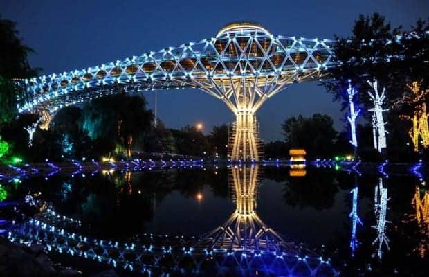 Tehran Nature Bridge