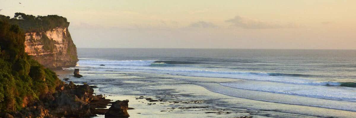 The Best Places to Visit in Indonesia - Uluwatu Cliffs in Bali