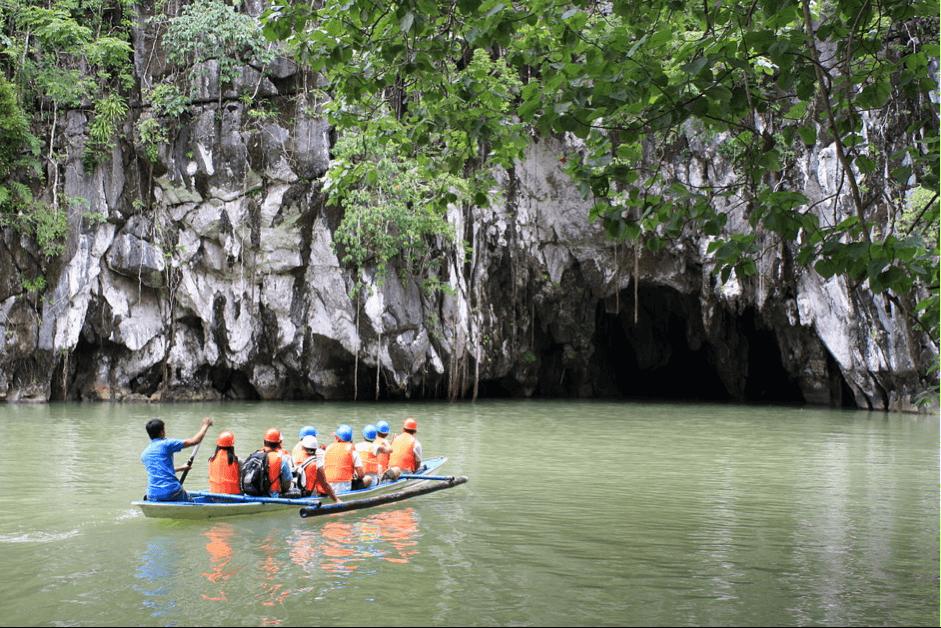 Underground River Puerto Princesa Palawan Philippines