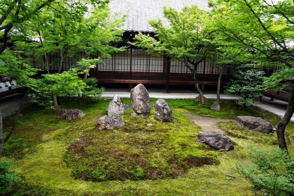 Best places to visit in Kyoto - the Kenninji Temple