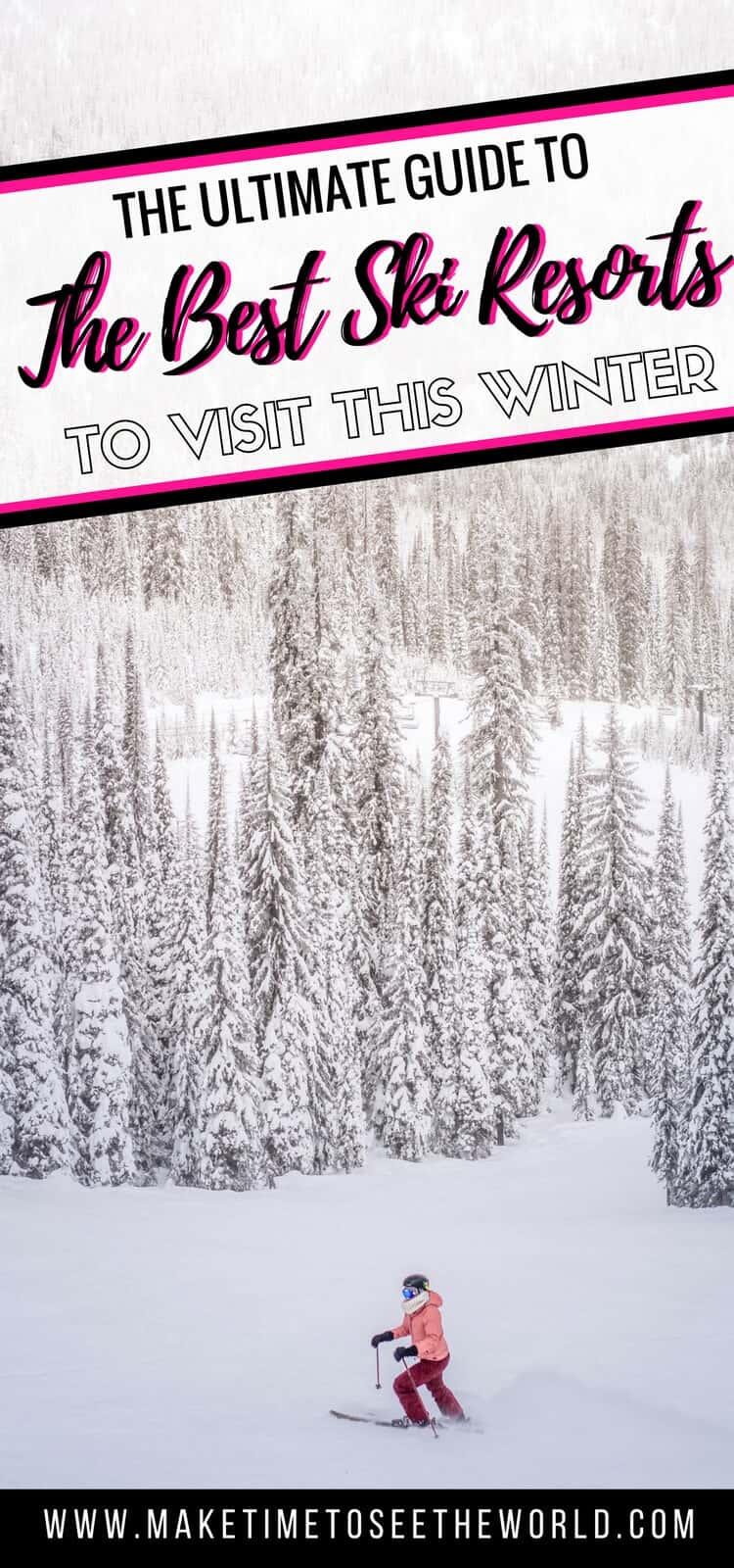 Best Ski Resorts in the USA