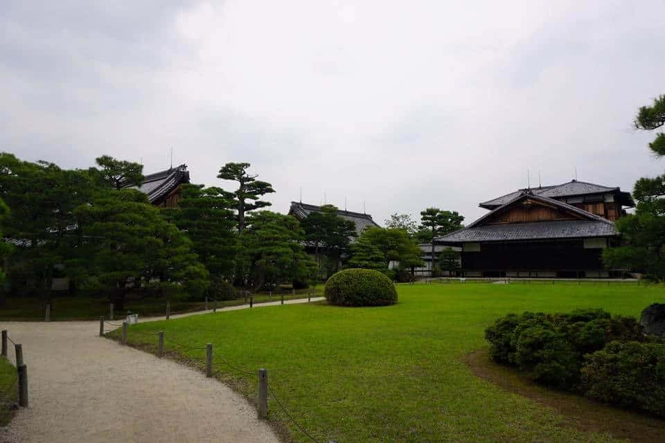 Kyoto Places of Interest - the Okochi Sanso Garden