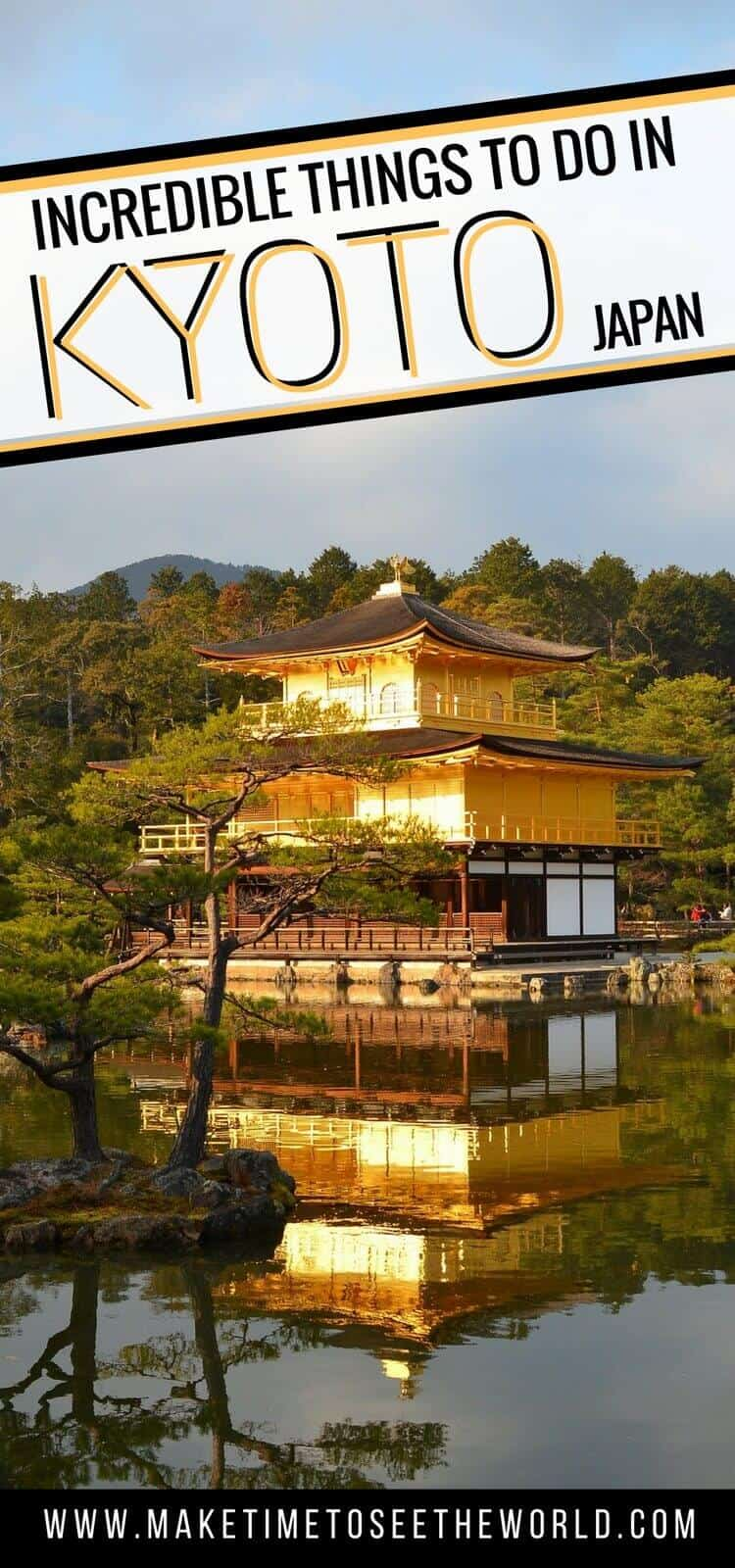 Kyoto Points of Interest