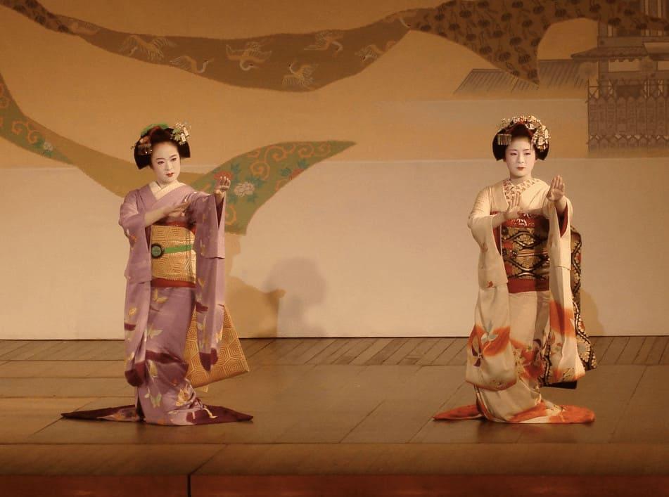 Kyoto attrcations - the Gion Giesha