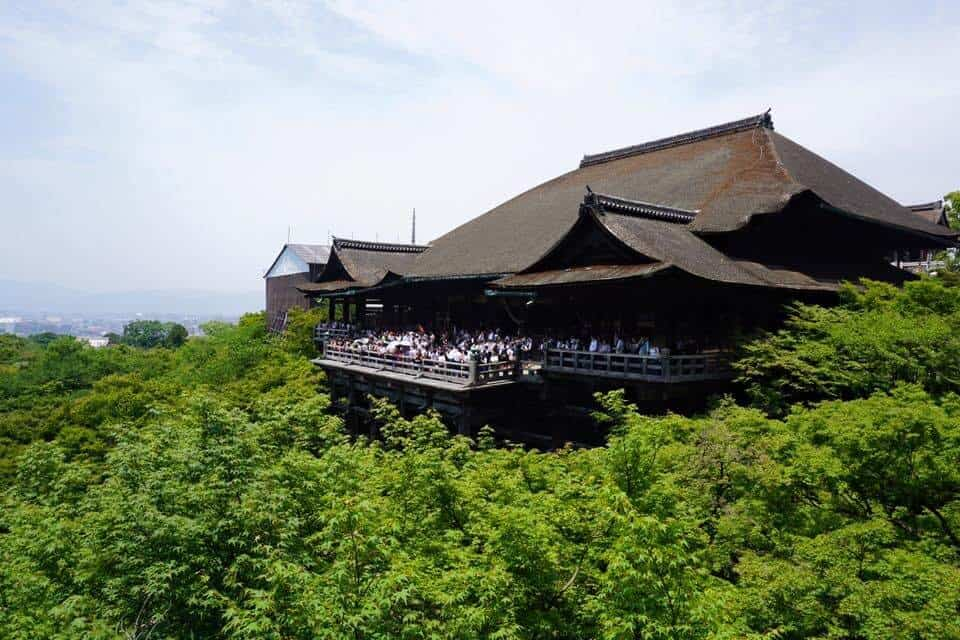 kyoto points of interest - Kiyomizudera