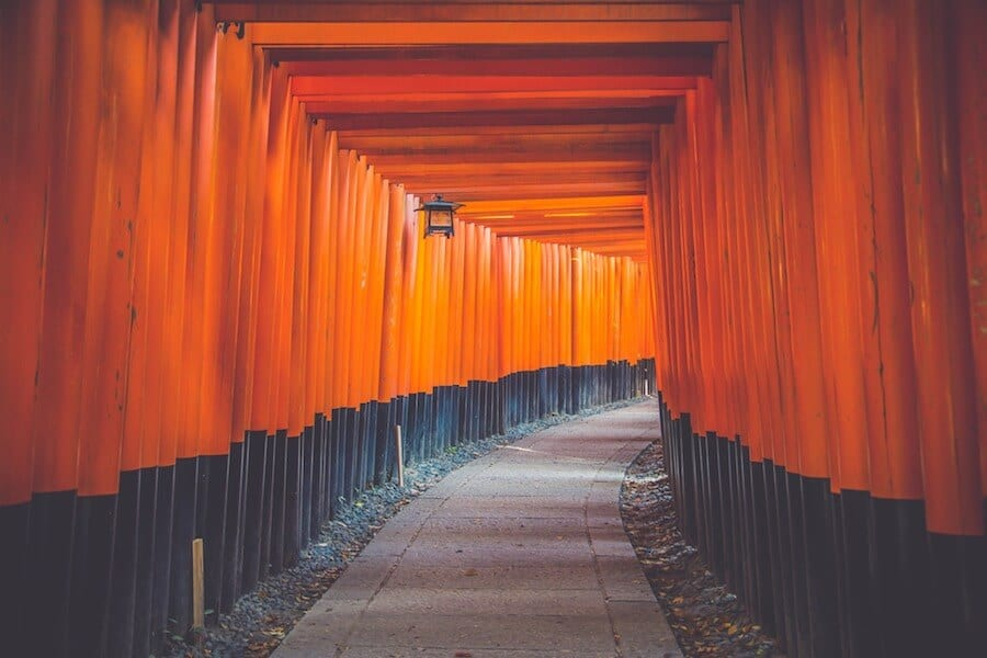 Places to see in Kyoto