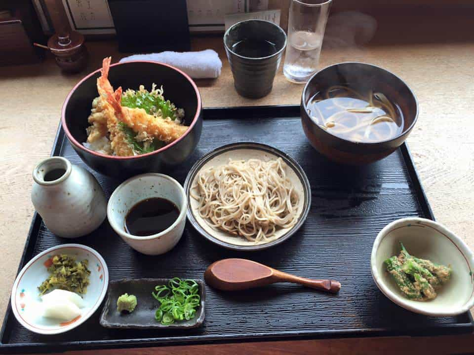 Kyoto city guide - where to eat