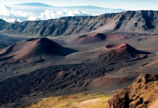 Big Island Points of Interest - see the Volcanic Crater on the Big Island Volcano Hawaii