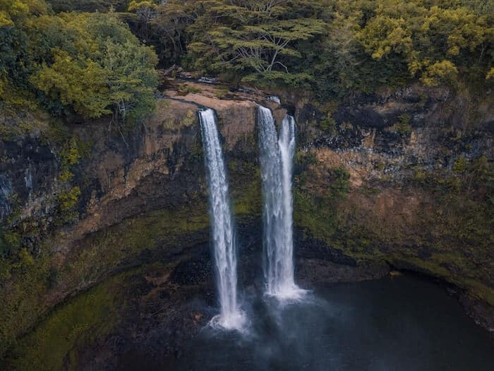 What to do on the big Island - go chasing Waterfalls!