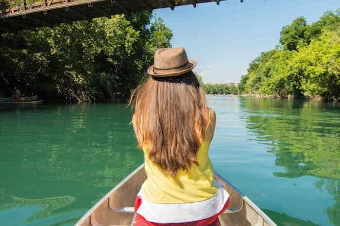 Wondering where to go in Austin? Head to Lady Bird Lake