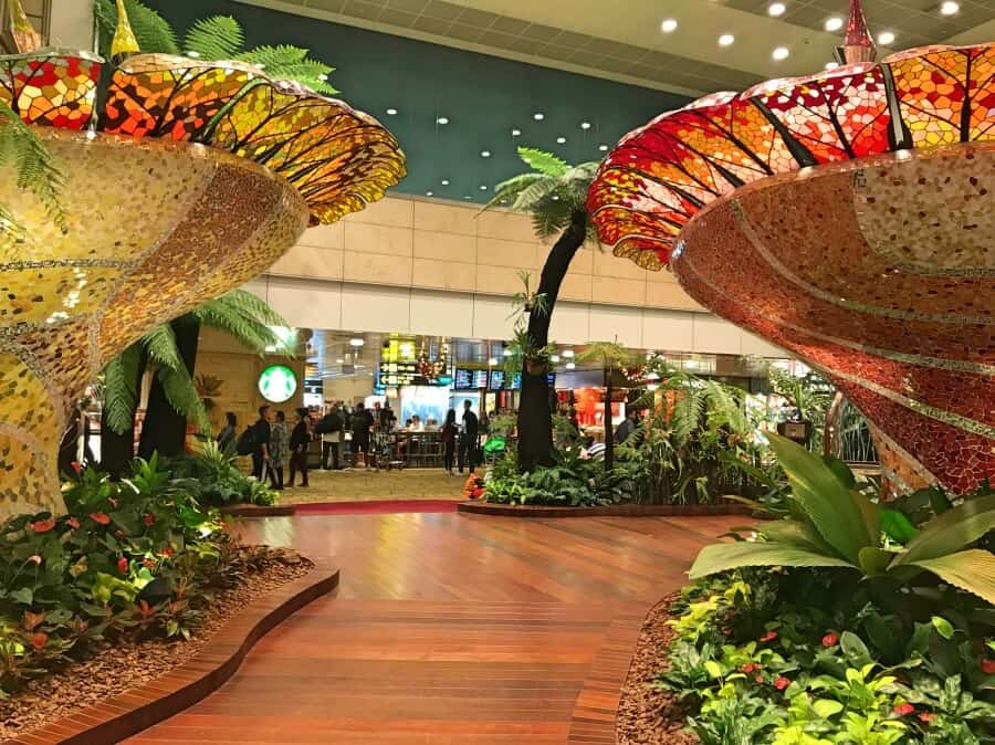 Enchanted Garden T2 Changi