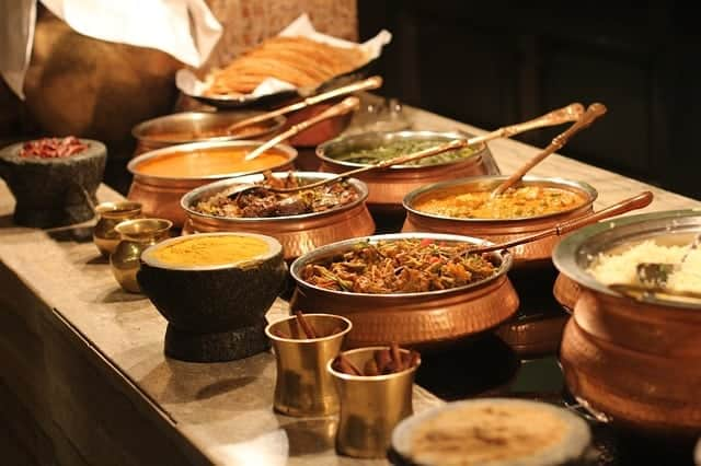 Indian Food in Jaisalmer
