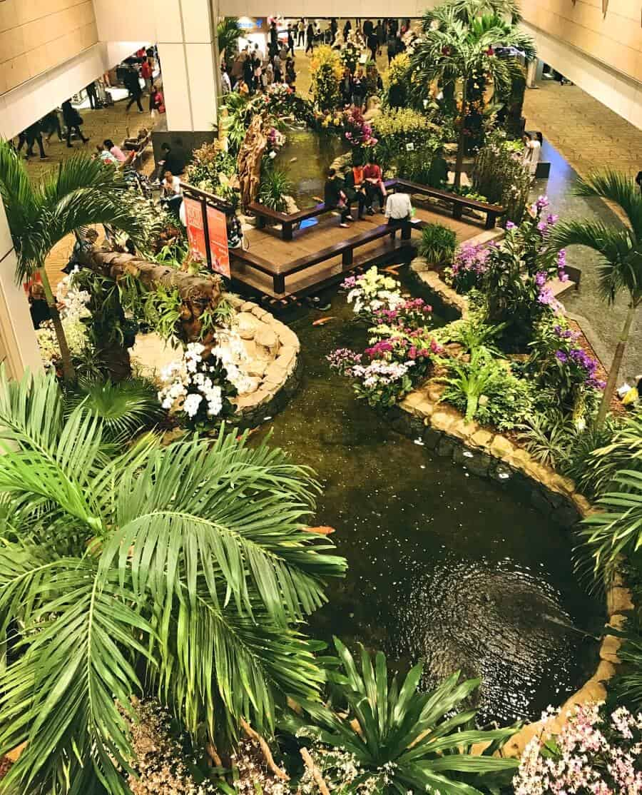 Orchid Garden Changi Airport