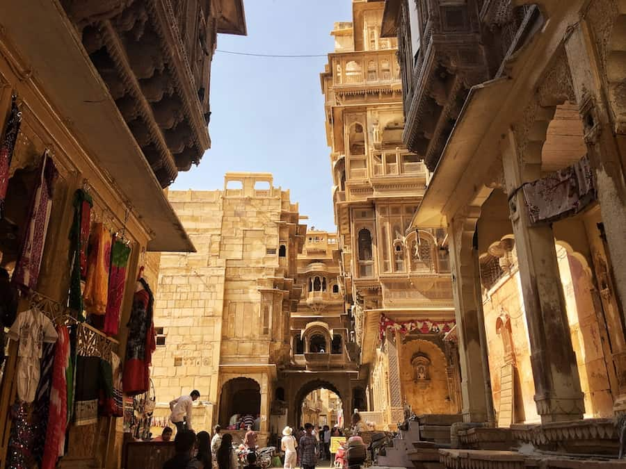Jain Temples - Jaisalmer travel Guide