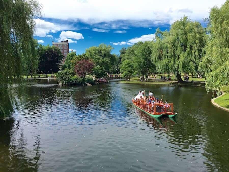 Boston Common and Gardens