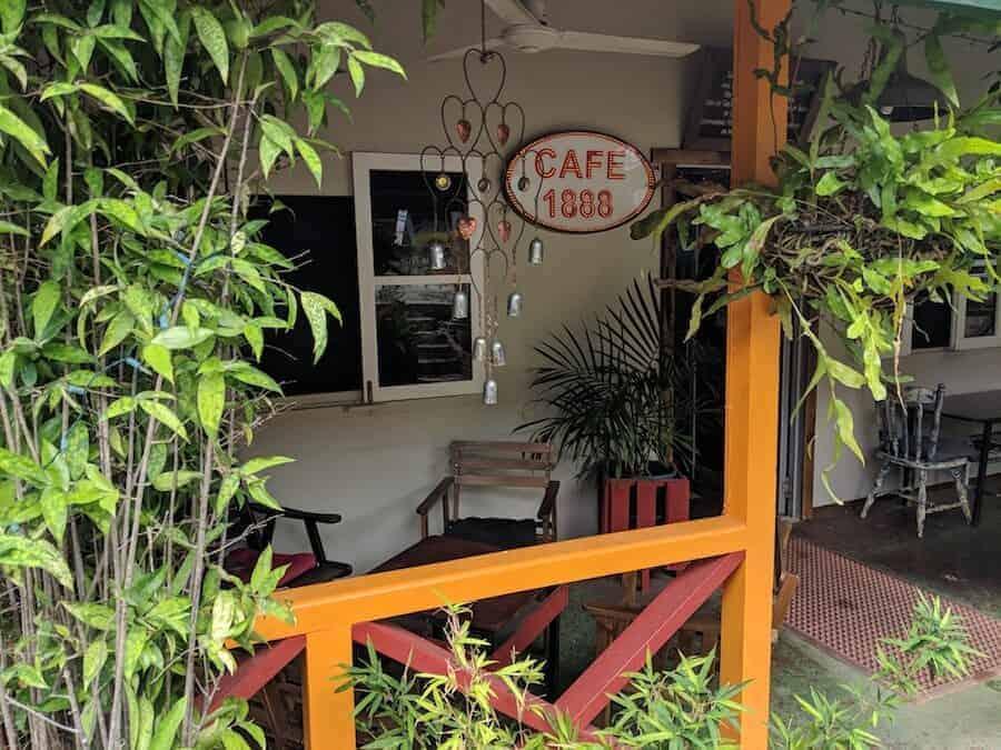 Cafe 1888 Christmas Island