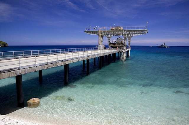 Christmas Island Jetty