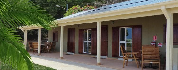 Cocos Padang Lodge