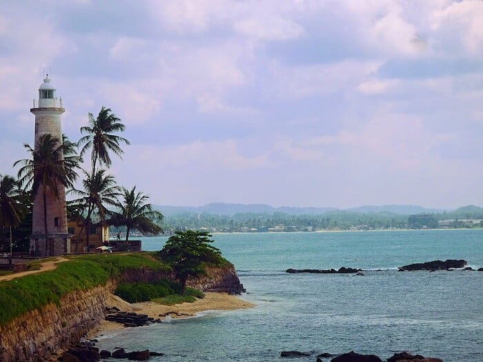 Visit Galle Fort on a Sri Lanka Safari