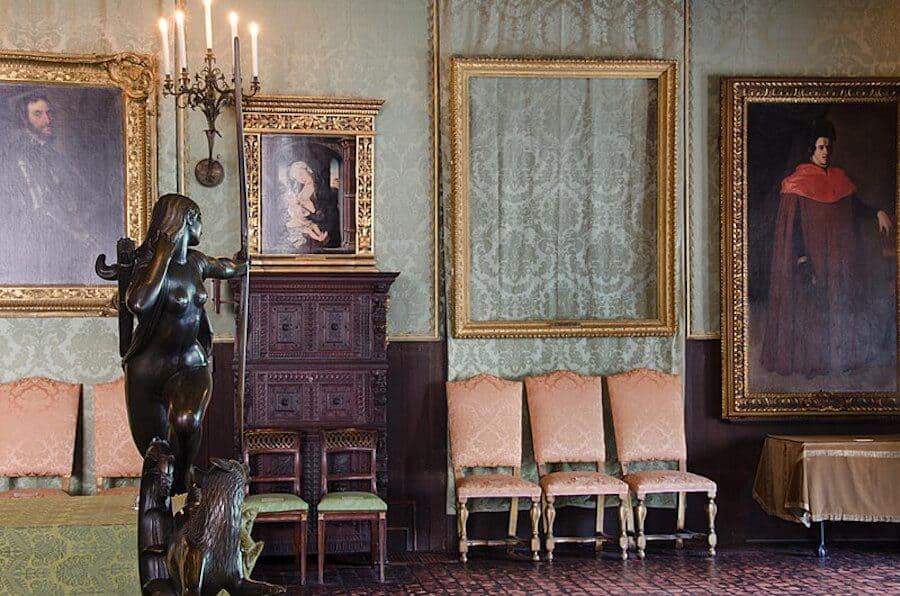 Isabella Gardner Museum Boston