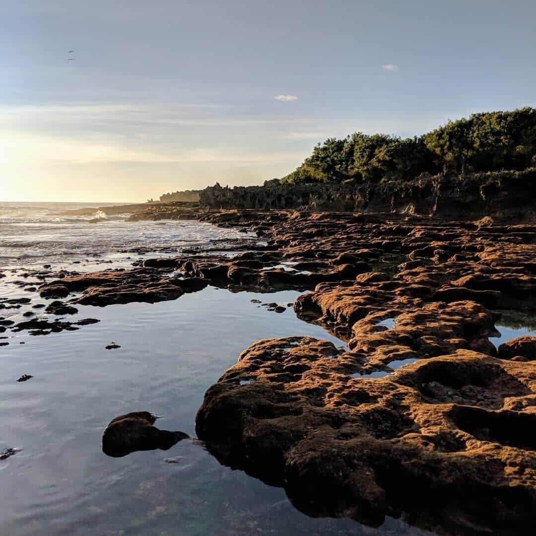 Lily Beach Christmas Island