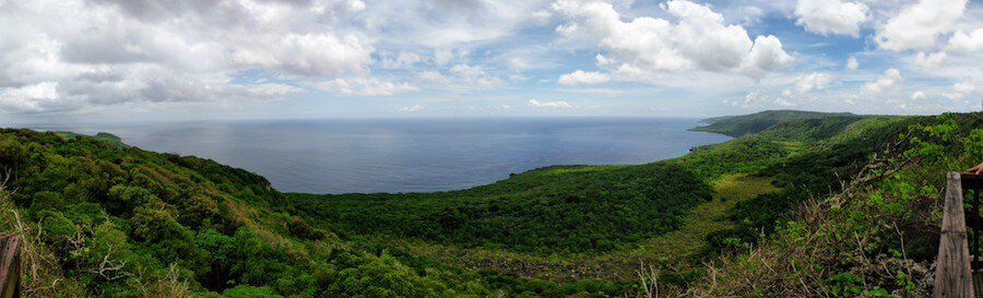 Margaret Knoll Lookout Christmas Island