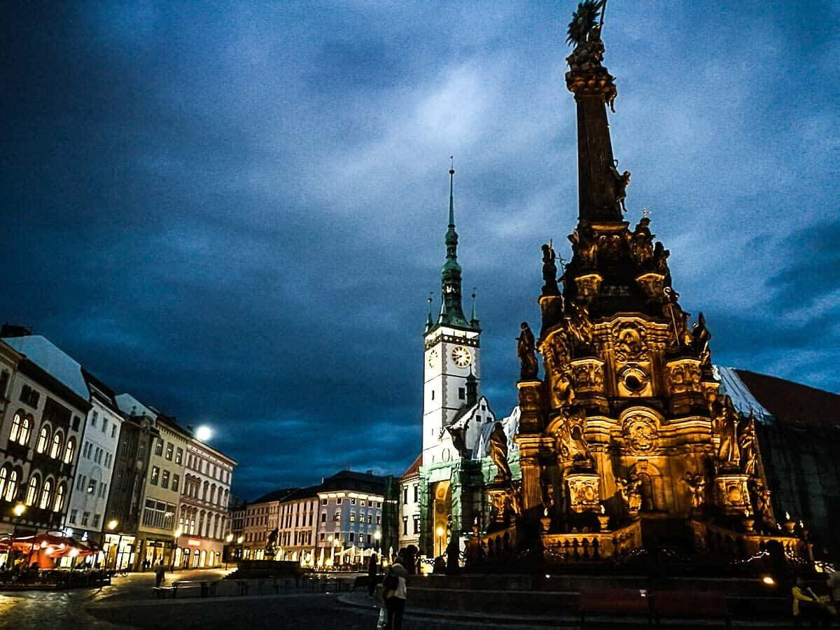 Off beat places to visit - Olomouc, Czech Republic