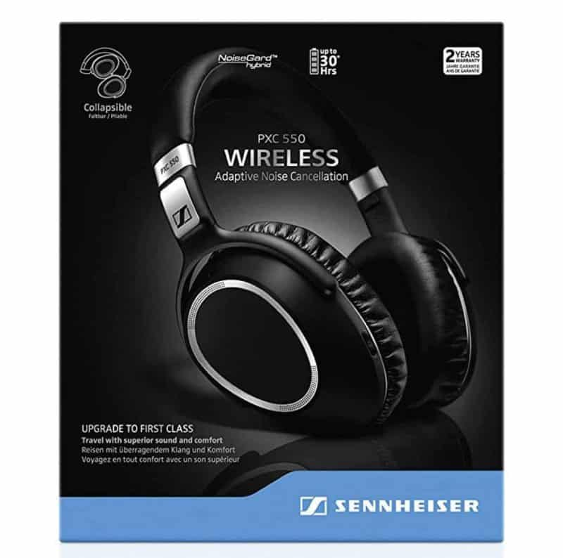 Sennheiser PXC 550 Wireless Headphone Review