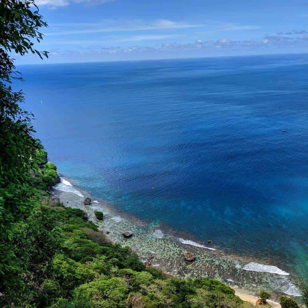 Territory Day Lookout Christmas Island