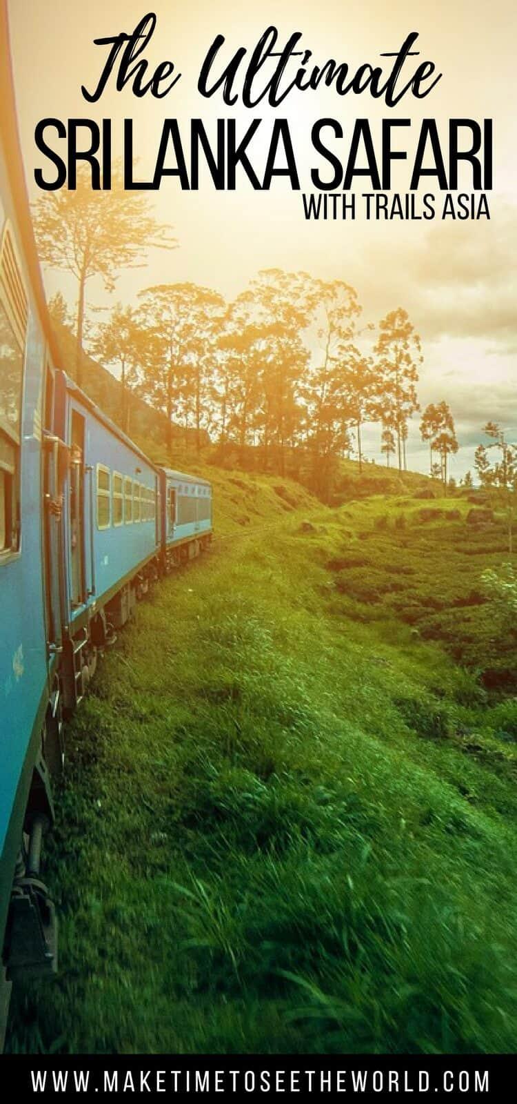 Incredible Things to do in Sri Lanka