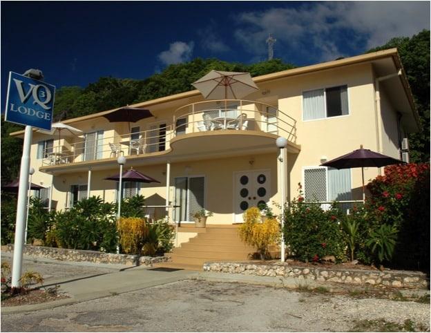 VQ3 Lodge Christmas Island