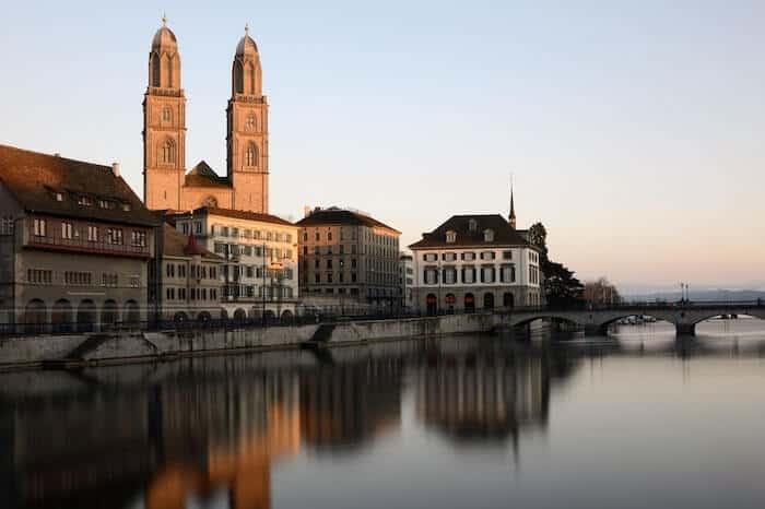 Grossmunster Church Zurich