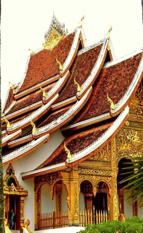 Around Luang Prabang - Temples