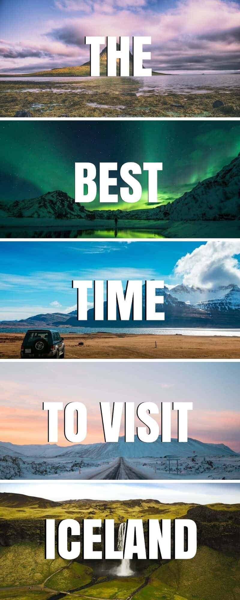 Best Time To Visit Iceland