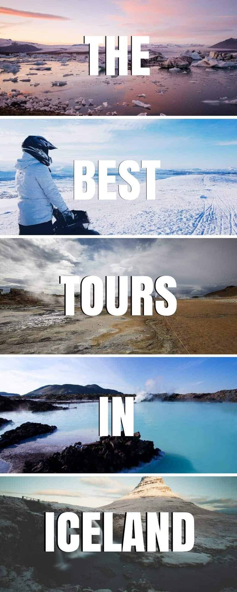 Explore Iceland - The Best Day trips from Reykjavik