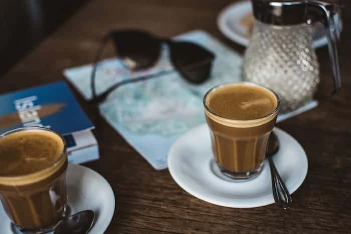Where to get free coffee in Iceland