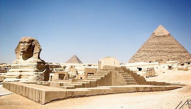 Egypt - places to visit in Africa